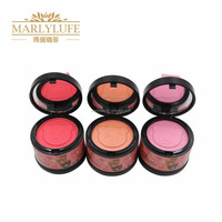 2015 new design kan brand single blusher for fatory wholesale