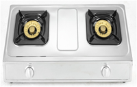 chinese 2 copper burner gas cooker gas stove