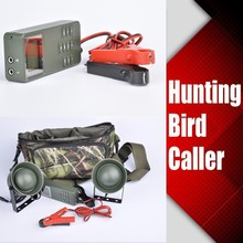 MYT-H02 decoy birds hunting caller with 2pcs 50W&125dB output power loudSpeakers