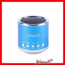 promotional portable mini speaker of low price for home office dome