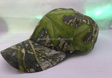 Bionic Camouflage netted ventilating Baseball Cap Camo Pattern Breatable Hunting Fishing Caps