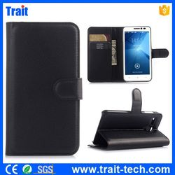 2015 Factory Leather Mobile Phone case For Lenovo A606