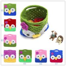 Wholesale cute handmade crochet knitted bag