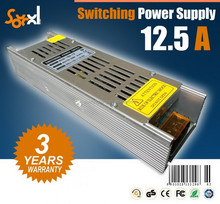 150W 12.5A Single Output high voltage switching power supply