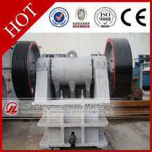 HSM ISO CE titanium ore dressing jaw crusher