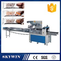 CE Certification Automatic Pillow Soap Ice lolly Packing Machine