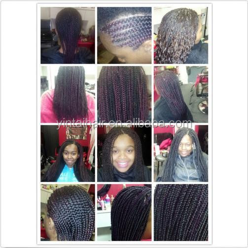 Bijoux X-Pression Collection Synthetic Braiding Hair Expression ...