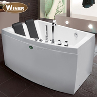 European design cheap whirlpool sexy indoor freestanding massage bathtub acrylic the bath tub