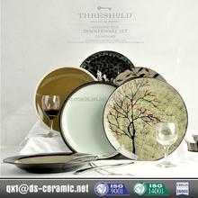 China manufacturer 36pcs porcelain/ceramic dinnerware tableware