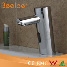 HOT deck mount automatic sensor faucet