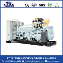 1232kw Mitsubishi Diesel Engine Generator Set