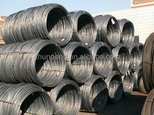 The filled epoxy coating steel strand