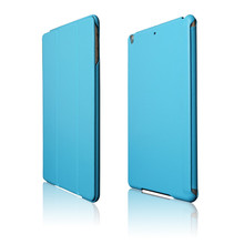 High Quallity Magnetic Stand Design PU Leather Case for iPad Air Cover Sleep Function Covers for iPad 5 Air Coque iPad