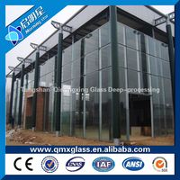 10mm toughened glass fence panels