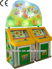 Fruit Ninja touch screen video game machine