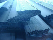 Q235 Galvanized Z Channel Purlin for Steel Structure