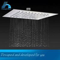 Cost-Effective Ceiling Mounted Venturi Shower Head Bathroom Fitting