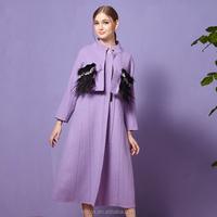 100% wool korean cashmere wool coat Women Casual Coat Manufacturer Wholesale Cashmere Wool Double woolen Coat