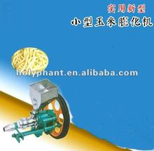 2012 best seller small multi-functional snack extruder machine