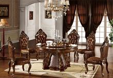 BISINI Luxury Used Wooden Dining Furniture