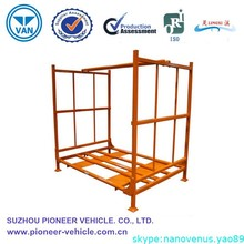 2015 powder coated steel tire racking(ISO Approved)