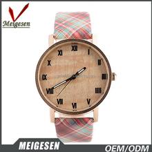 Para mujer moda wathes con mujeres correa de cuero del reloj personalizado logo