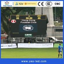 Digital electronic led portable basketball/Football Scoreboard