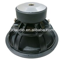 "SPL Car 18"" subwoofer/ high powered subwoofer"