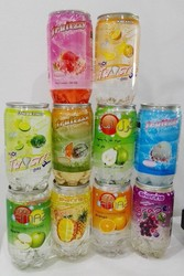 exotic instant fruit flavor drink