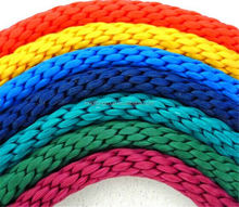 braided pp rope used in camping Strong PolyPropylene Braided Rope