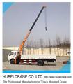 Brand new alta qualidade melhor preço 3.2t 5t 6.3t 8t 10t 12t 14t 16t 18t 20t lança telescópica de carga de caminhão guindaste