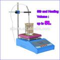 2000ml laboratório químico top led display digital termostática agitador magnético chapa quente