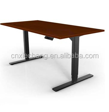 high quality height adjustable office desk & standing table frame