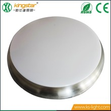 SMD2835 12W 15W 18W Round cob dimmable waterproof led recessed ceiling lamp low profile surface mounted led ceiling light