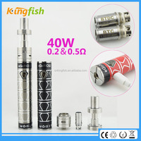 New big vapor ecig ego now arctic 3ml capacity bud touch ecig with factory price