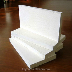 High Density Fireplace Ceramic Fire Board