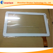 Hot Sale 10.1inch New White CZY66490A01-FPC 40Pins Capacitive Touch Screen Glass Tablet PC Digitizer LCD Screen MID Replacement
