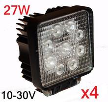 Wholesale new 27w car led tuning light/led work light
