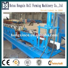 Alibaba China supplier water channel roll forming machine for sale in good quality