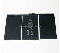 Replacement Battery For Ipad 6500mAh