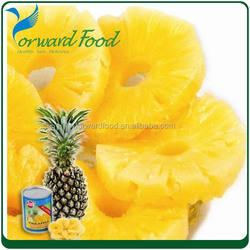 new crop for 567g canned pieces pineapple fruit
