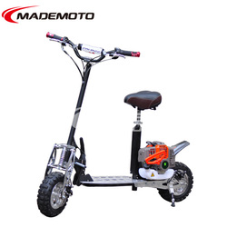 china made gas motor scooter 49cc with fuel tank volume 1.5L