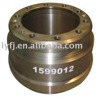 Auto parts/Truck drum & wheel hub/VOLVO brake drum of 1599012