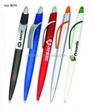 polyresin Pen plastic pet Pen (Lu-8074)