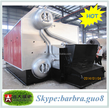 low cost residential area central heating system boilers, wood /coal fired hot water boilers