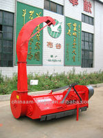 4JQ-1.5 tractor mounted silage harvester for corn/grass