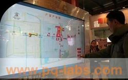 waterproof touch screen monitors easy to install