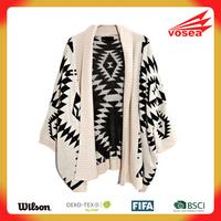 China Wholesale 2015 Autumn Winter Long Sleeve Latest Design Fashion Knitted Women Sweater Coat