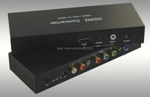 VGA/YPbPr/RCA to HDMI/SPDIF Converter