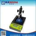 Kbd-120bh la densidad relativa para la concentración y probador de dispersión para la pintura